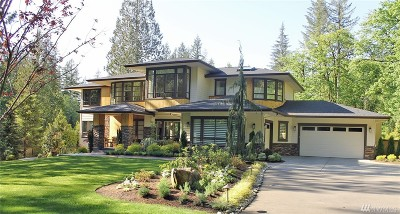 Sammamish Single Family Home For Sale: 24924 NE 18th St