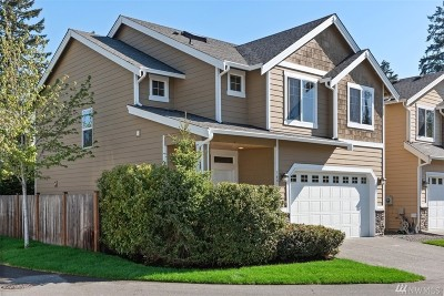 Lynnwood Condo/Townhouse For Sale: 14813 26th Place W #13