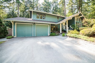 Gig Harbor Single Family Home For Sale: 4016 30th Av Ct NW