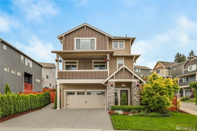 Federal Way Single Family Home For Sale: 1101 SW 339th St