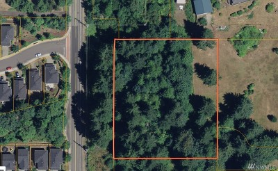 Tumwater Residential Lots & Land Pending Feasibility: 7 Ave Ave SW