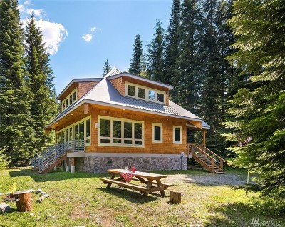 Snoqualmie Single Family Home For Sale: 37 Alaska Mountain Rd