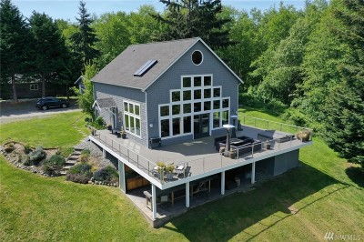 Freeland Single Family Home For Sale: 5750 Horseshoe Lane
