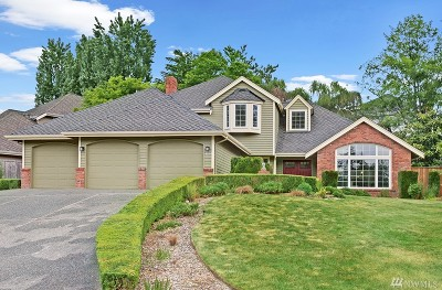 Sammamish Single Family Home For Sale: 4454 244th Place SE