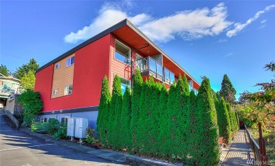 Condo/Townhouse Sold: 3420 15th Ave W #304