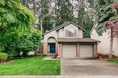 Sammamish Single Family Home For Sale: 24829 SE 38th St