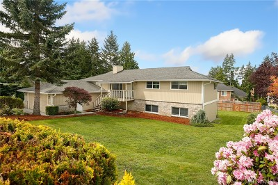 Auburn Single Family Home For Sale: 29825 112th Ave SE