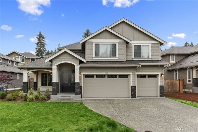 Renton Single Family Home For Sale: 6508 SE 7th Place