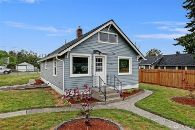 Single Family Home For Sale: 6424 S Prospect St