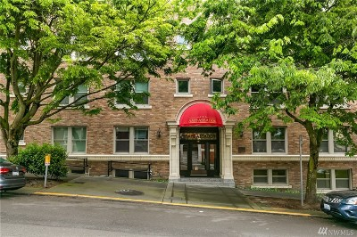Seattle Condo/Townhouse For Sale: 505 E Denny Wy #A101