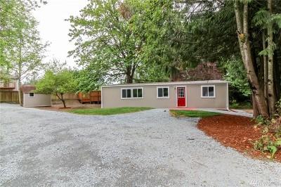 Graham Single Family Home For Sale: 24507 107th Av Ct E