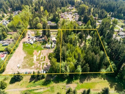 Puyallup Residential Lots & Land For Sale: 11215 144th St E