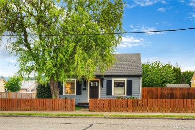 King County Single Family Home For Sale: 2551 Porter St