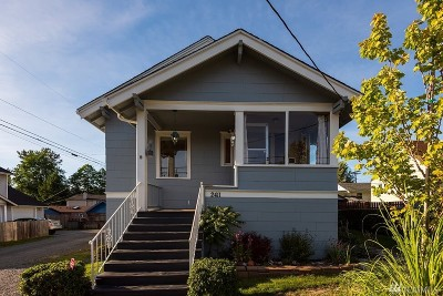 Everett Single Family Home For Sale: 2411 15th St