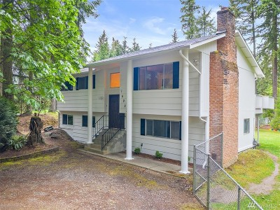 Lake Tapps WA Single Family Home For Sale: $440,000