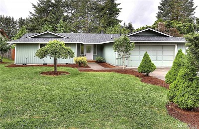 Thurston County Single Family Home For Sale: 5621 Ipsut Ct SE