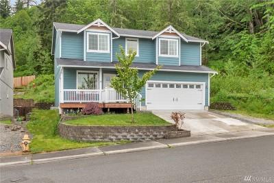 Pierce County Single Family Home For Sale: 229 Skylar Wy