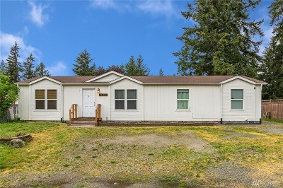 Spanaway Single Family Home For Sale: 6709 200th St Ct E