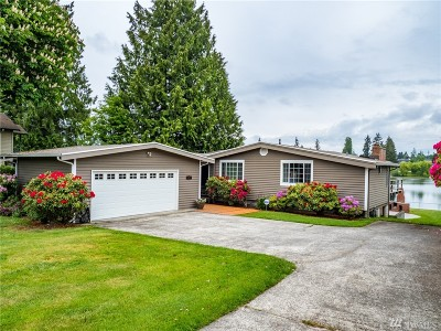 Lynnwood Single Family Home For Sale: 4201 Shelby Rd