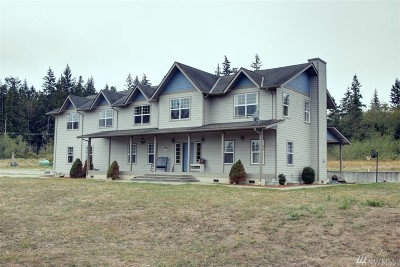 Camano Island Single Family Home For Sale: 1986 S Old Homestead Lane S