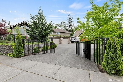 Lynnwood Single Family Home For Sale: 1428 143rd Place SW