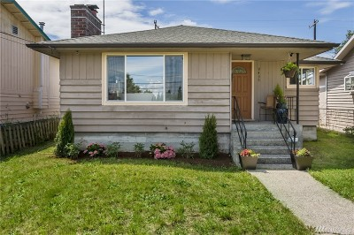 Seattle Single Family Home For Sale: 9435 18th Ave SW