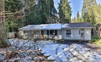 Kirkland Single Family Home For Sale: 13323 108th Ave NE