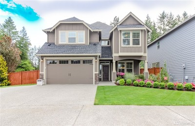 Gig Harbor Single Family Home For Sale: 5404 67th St Ct NW
