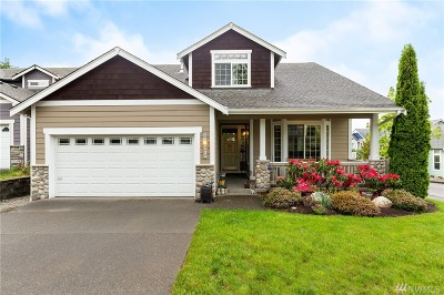 Thurston County Single Family Home For Sale: 8535 29th Wy SE