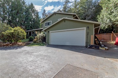 Single Family Home For Sale: 31107 44th Ave SW