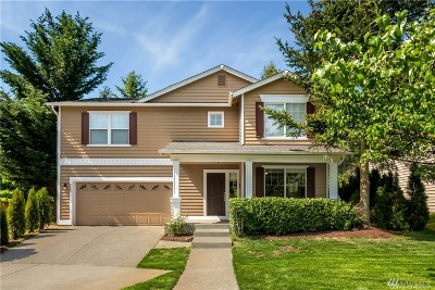 Redmond Single Family Home For Sale: 9563 225th Wy NE
