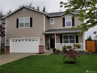 Graham Single Family Home For Sale: 10414 196th St E