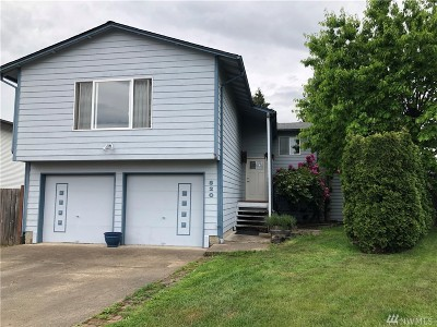 Enumclaw Single Family Home For Sale: 820 Natalie Place