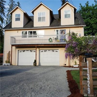 Granite Falls Single Family Home For Sale: 11329 183rd Dr NE