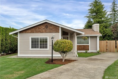Tacoma Single Family Home For Sale: 6001 N 41st St