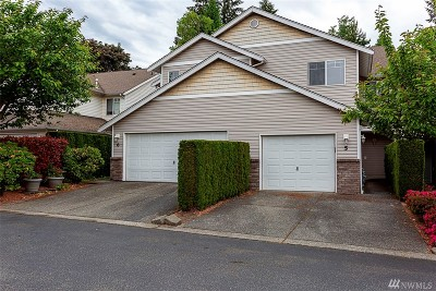 Lynnwood Condo/Townhouse For Sale: 15414 35th Ave W #5
