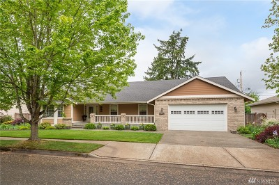 Puyallup Single Family Home For Sale: 1324 23rd St Pl NW