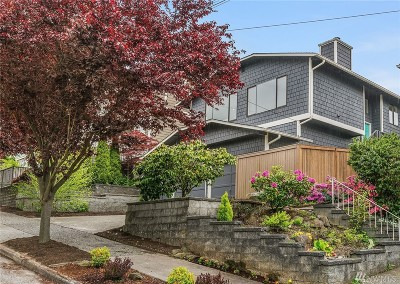 Seattle Single Family Home For Sale: 2919 W Mansell
