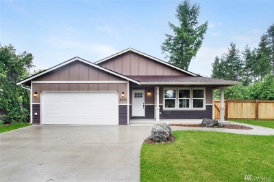 Puyallup Single Family Home For Sale: 8515 166th St Ct E