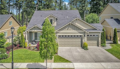 Lacey Single Family Home For Sale: 4222 Abigail Dr NE