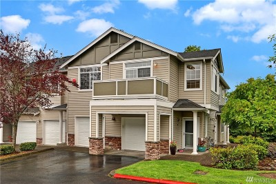Sammamish Condo/Townhouse For Sale: 1855 Trossachs Blvd SE #1805