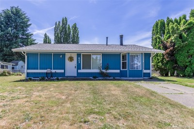 Lacey Single Family Home For Sale: 605 SE Pamela Dr
