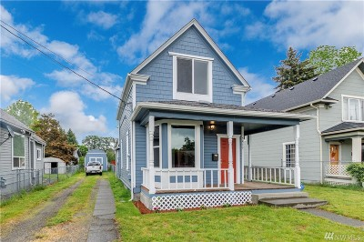 Tacoma Single Family Home For Sale: 5413 S Warner St