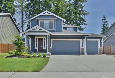 Marysville Single Family Home For Sale: 11825 47th Ave NE