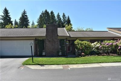 Bellevue WA Condo/Townhouse For Sale: $675,000