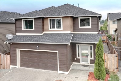 Tacoma Single Family Home For Sale: 2319 167th St Ct E