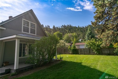 Cashmere Single Family Home For Sale: 4365 Mission Creek Rd