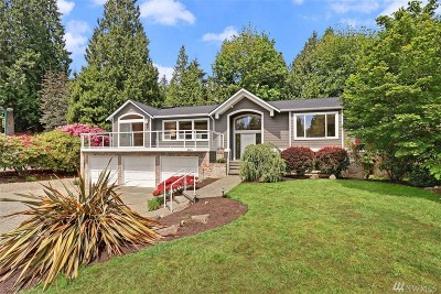 Edmonds Single Family Home For Sale: 8809 201 Place SW
