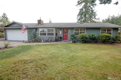 Shelton Single Family Home For Sale: 23 E Cherry Park