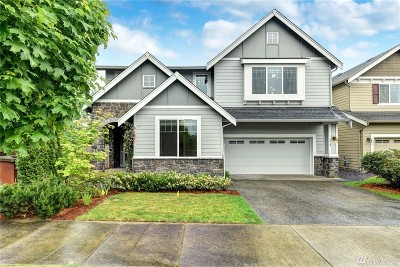 Bothell Single Family Home For Sale: 4418 230th Place SE